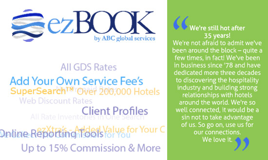 Client ezBook by ABC