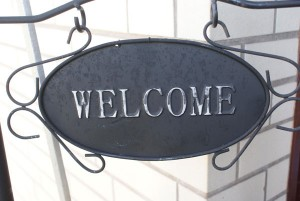 Welcome new visitors!