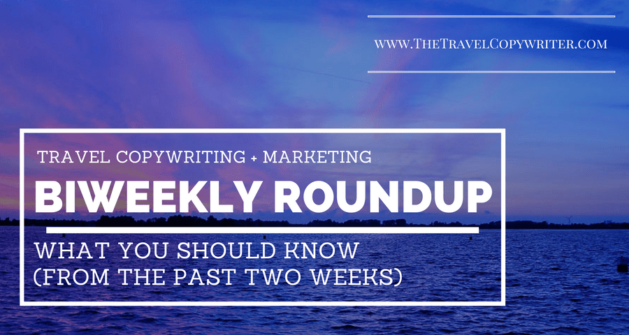 travel copywriting blog roundup
